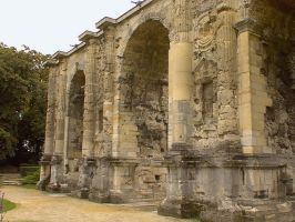 ancient arches 1 by the-alyshleigh-stock