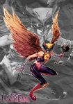Hero #4: Hawkgirl by sAad-kHAn-04