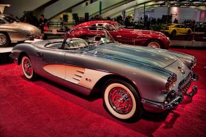 Corvette at the Show by Doogle510