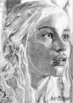 Daenerys - Game of Thrones by ArMSui