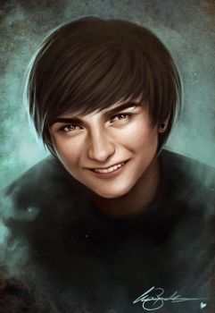 James by Charlie-Bowater
