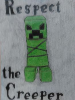 Creeper by themaintheif