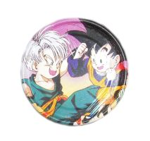 Dragon Ball Z Metal Tazo Collection (Colour) 1 by Teage-Dunsten