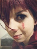 Make up for Ruiko by HaruMidnightCosplay