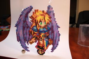 Perler Beads CSW Nina Mark 2 by kiskekokanut