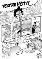 A State of Chuck pg 3 by Juny