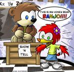 Kazooie's Show 'n Tell by kjsteroids