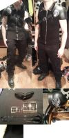 Cloud Strife Cosplay Update by atmp