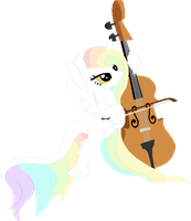 pretty ponies can play music too by iAPOCOLYPTIK