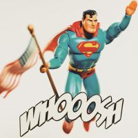 I Am Superman And I Can Do Anything by Batced