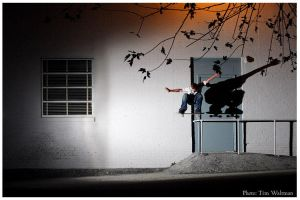 Fall Skate Session by theforelements