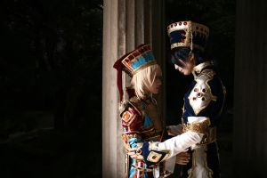 Trinity Blood: By Your Side by SilentCircus90