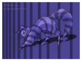 Cheshire Cat 2 by m-lupus