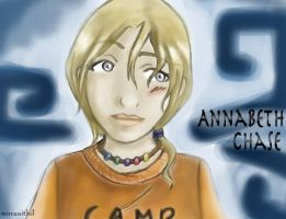 Anabeth Chase by minasithil