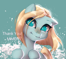 Thank You GoldenDust-Creations! by My-Magic-Dream