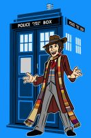 the 4th doctor by AlanSchell