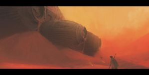 arrakis harvester by Datem