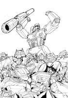 I Beat Them ALL by Optimus8404