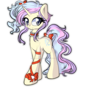 Sweetie Breeze mlp adopt [CLOSE] by ChaosAngelDesu