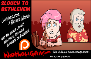 Slouch to Bethlehem p02 by woohooligan