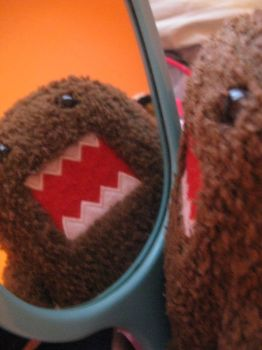 Domo, meet Domo . by The-wonderful