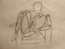 chair sitting by lukastdesign