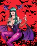 Morrigan by RamenzillaX