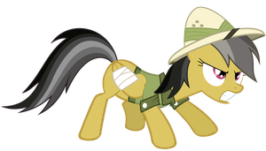 Daring Do by jurdaNitram