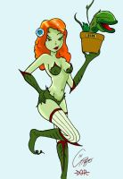 Poison Ivy by MrHolister