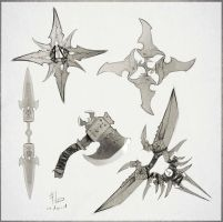 weapon concept 1 by labaiute