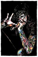 Suicide Silence by Star-taC