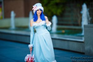 Juvia: Fountains by ocwajbaum