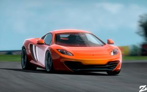 McLaren MP4-12C by ZowLe