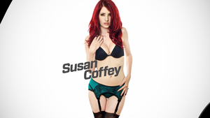 Susan Coffey Maxim Wallpaper by luistoluca