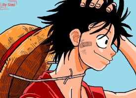 L For Luffy by BrawlAddict