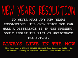 New Years Resolution by paradigm-shifting