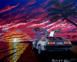DeLorean S2P4 - The Keys by DeloreanREB