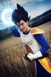 Vegeta by SanjiroCosplay