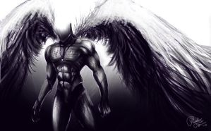 Angels never Came by Patrike