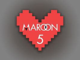Maroon 5 by I-am-Design