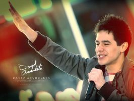 David Archuleta Wallpaper 1 by Archie-Graphics