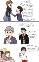 Klaine Spam - Random 4 by Geminico