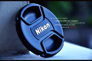 Nikon Is My Religion by vstary