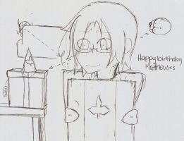 APH: HAPPY BIRTHDAY CANADA by KAGEnoSORA