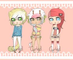 .:Random Adopts:. { closed } by curled-mustache
