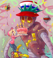 Happy Birthday~ by Laur-