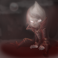 Chibi Vladimir Color Practice by torinid