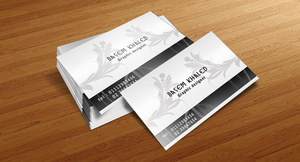 card  gray by capo4designe