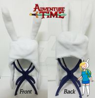 Fionna's Hat ADVENTURE TIME by Yeleena