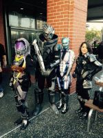 Mass Effect group by Lily-pily